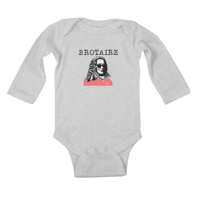 Brotaire™ Kids Baby Longsleeve Bodysuit by Brotaire's Shop