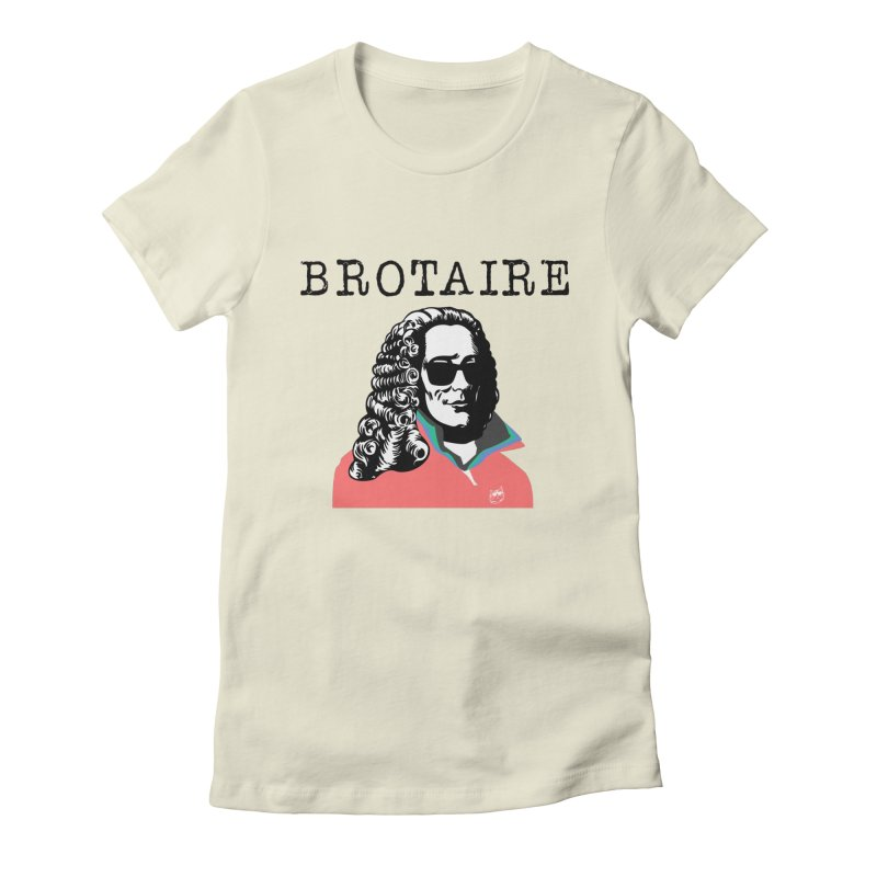 Brotaire™ Women's Fitted T-Shirt by Brotaire's Shop