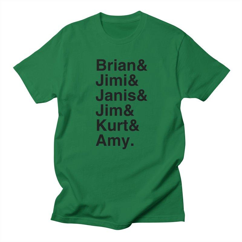 27 Club Women's Regular Unisex T-Shirt by Brother Adam Design