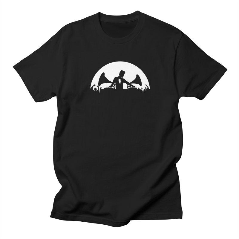 Let's Party Like It's 1923... Full Moon! Men's T-Shirt by Brother Adam Design