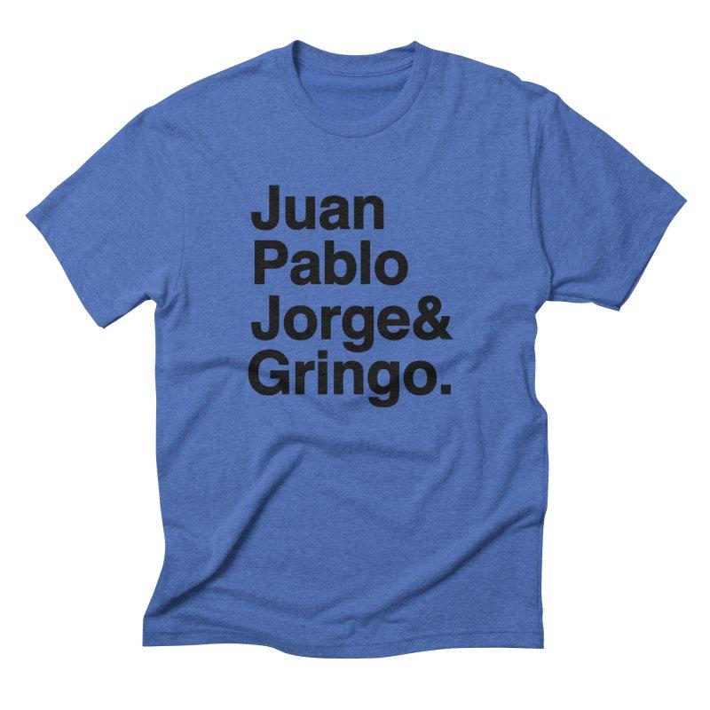El Fabo Cuatro! Men's T-Shirt by Brother Adam Design