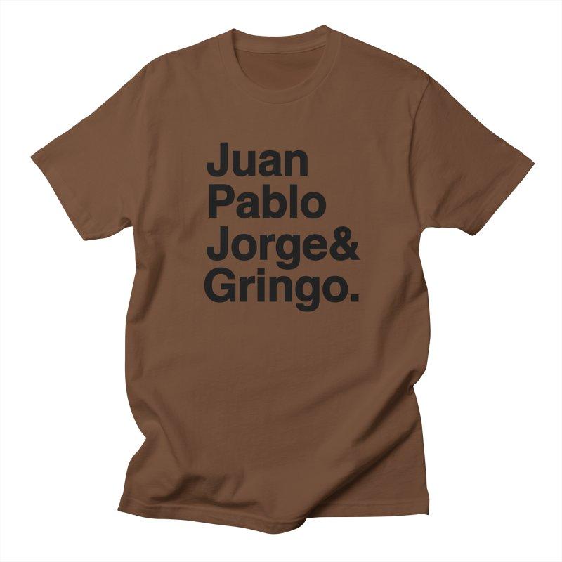 El Fabo Cuatro! Women's Regular Unisex T-Shirt by Brother Adam Design
