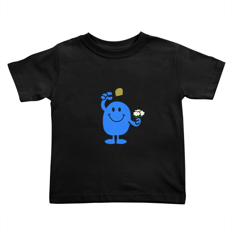 Mr Right Kids Toddler T-Shirt by Brother Adam Design
