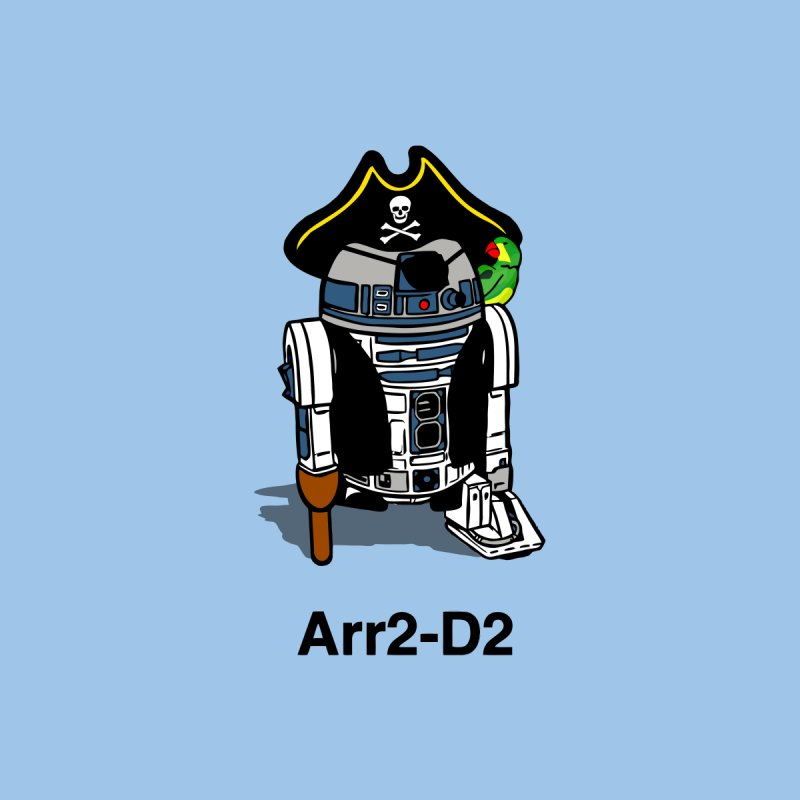 Pirate Droid... Arr2-D2 Kids T-Shirt by Brother Adam Design