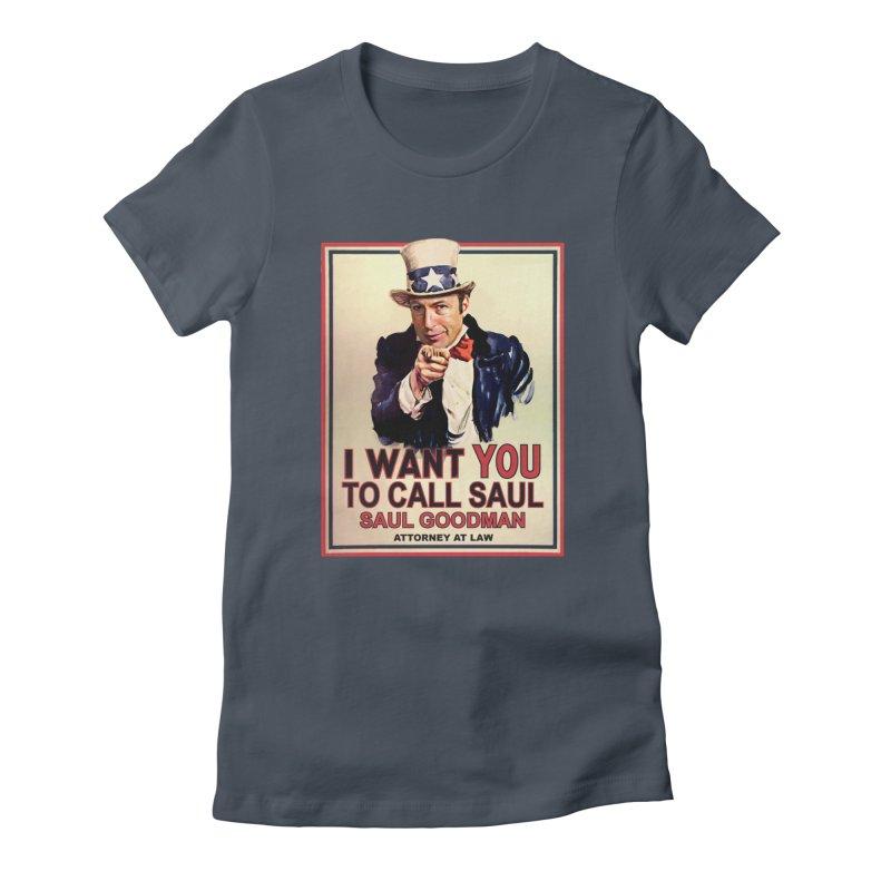 Better Call Saul! Women's T-Shirt by Brother Adam Design