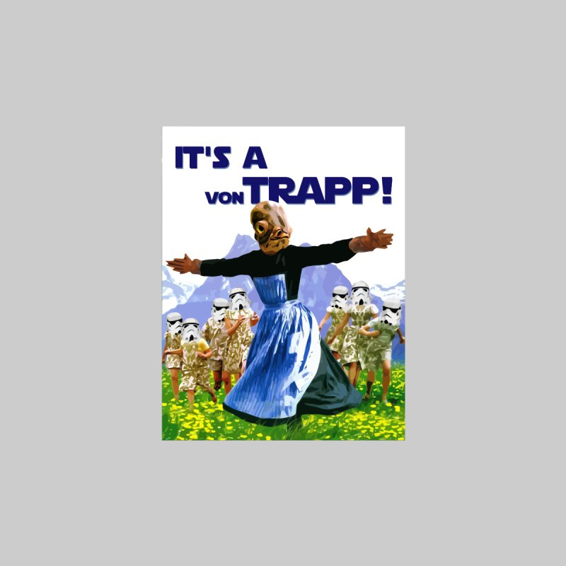 It's a Von Trapp! Kids Toddler T-Shirt by Brother Adam Design