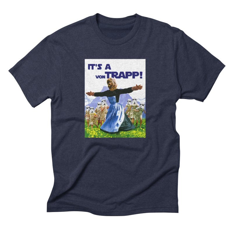 It's a Von Trapp! Men's T-Shirt by Brother Adam Design