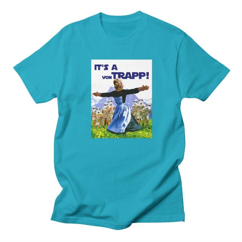 It's a Von Trapp! Men's Regular T-Shirt by Brother Adam Design