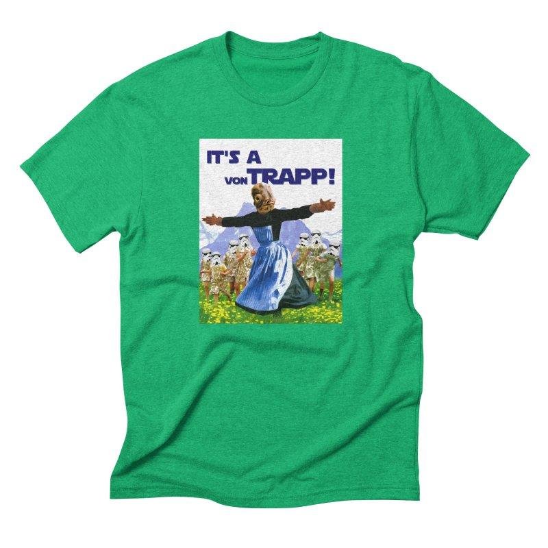 It's a Von Trapp! Men's Triblend T-Shirt by Brother Adam Design