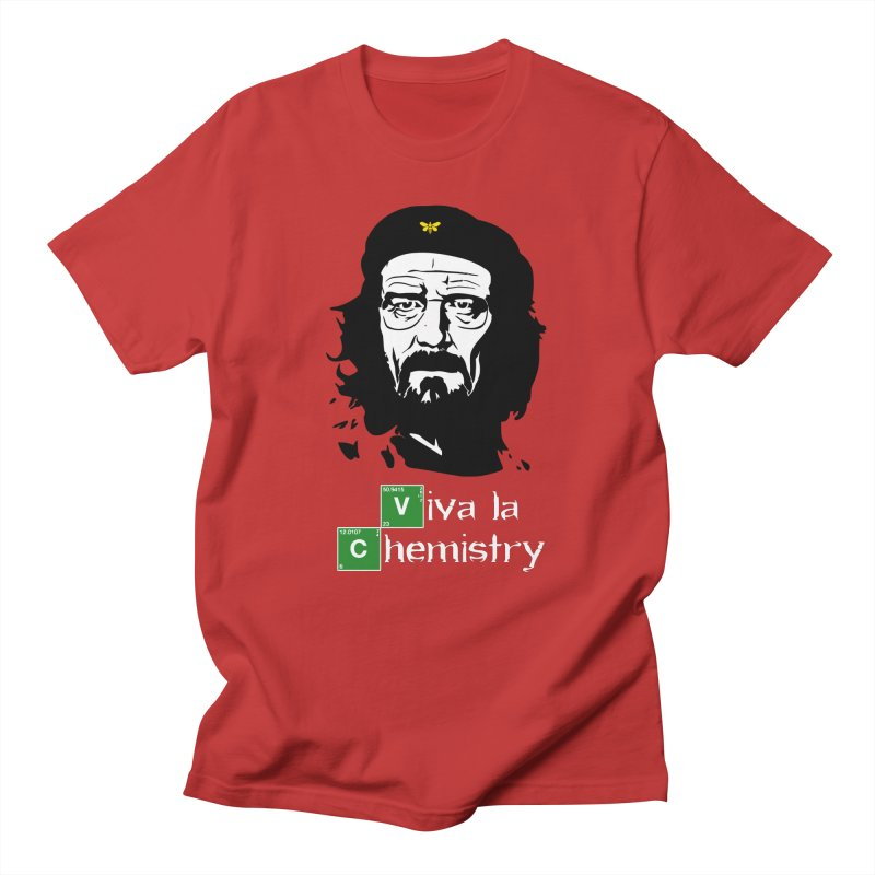 Viva La Chemistry Men's T-Shirt by Brother Adam Design