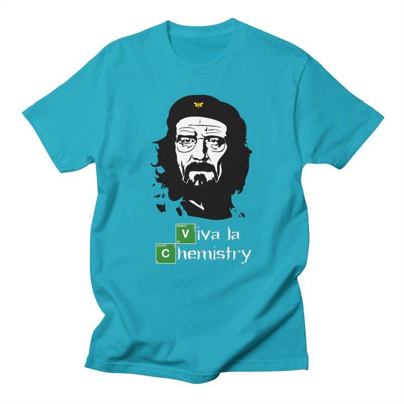 Viva La Chemistry Women's T-Shirt by Brother Adam Design