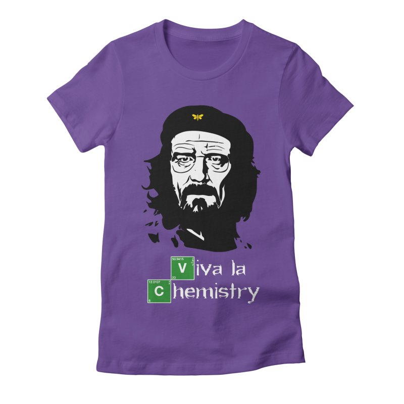 Viva La Chemistry Women's T-Shirt by Brother Adam Design