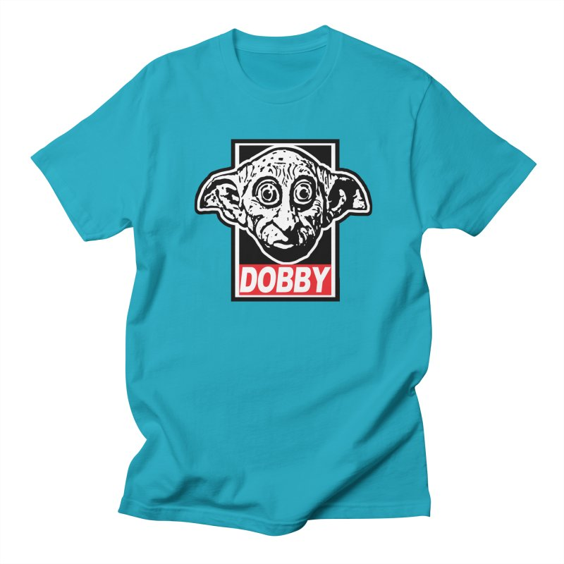 Dobby Men's T-Shirt by Brother Adam Design