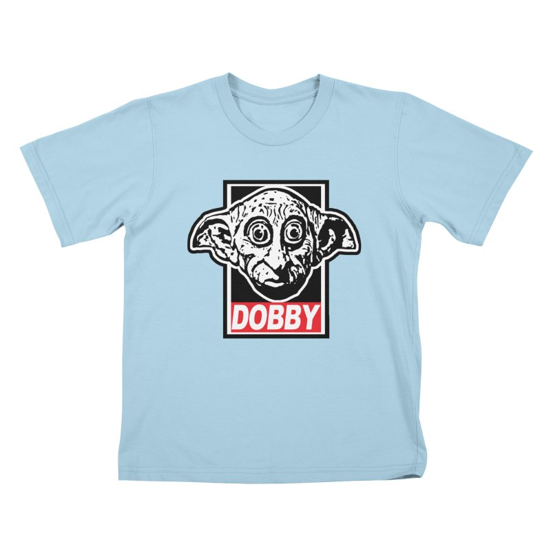 Dobby Kids T-Shirt by Brother Adam Design