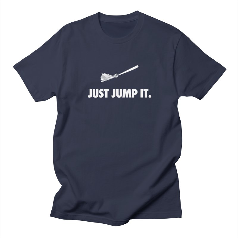 Jump The Broom Women's Regular Unisex T-Shirt by Brother Adam Design