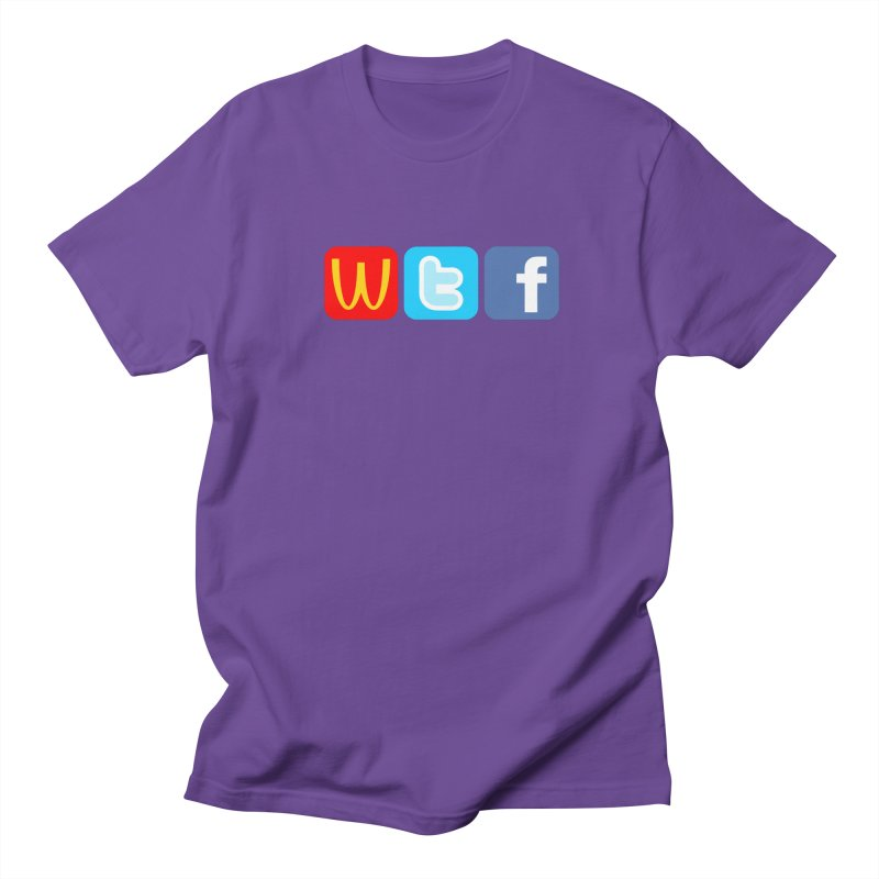 Signs of the Times... WTF! Women's T-Shirt by Brother Adam Design
