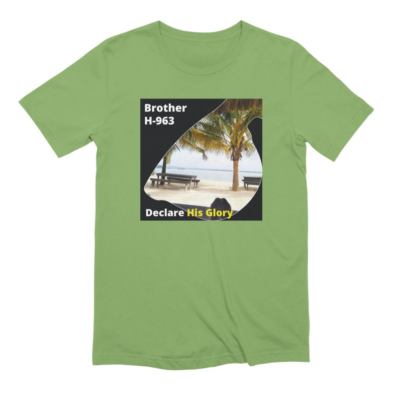 Brother H-963 Apparel Men's T-Shirt by Brother H-963 Shop