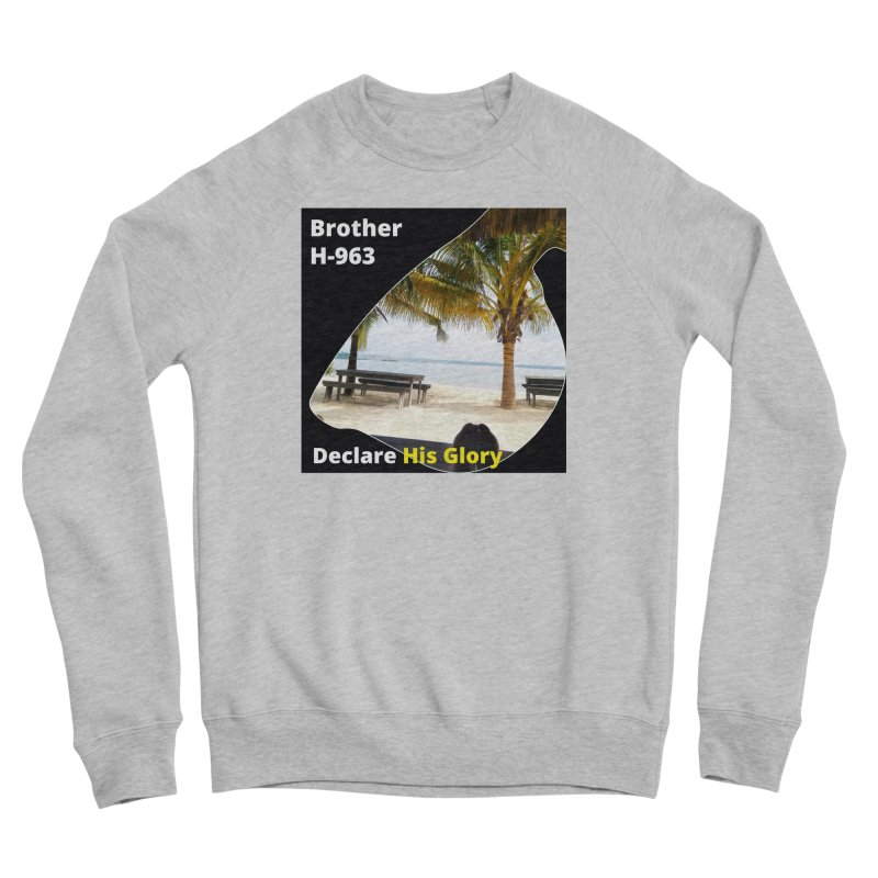 Brother H-963 Apparel Men's Sweatshirt by Brother H-963 Shop