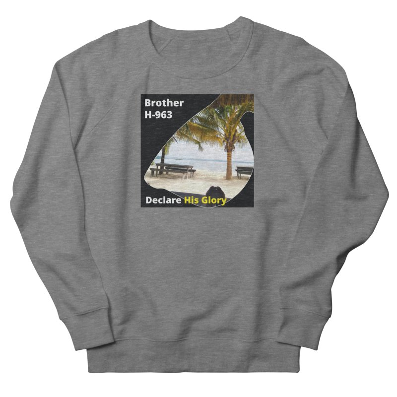 Brother H-963 Apparel Women's Sweatshirt by Brother H-963 Shop