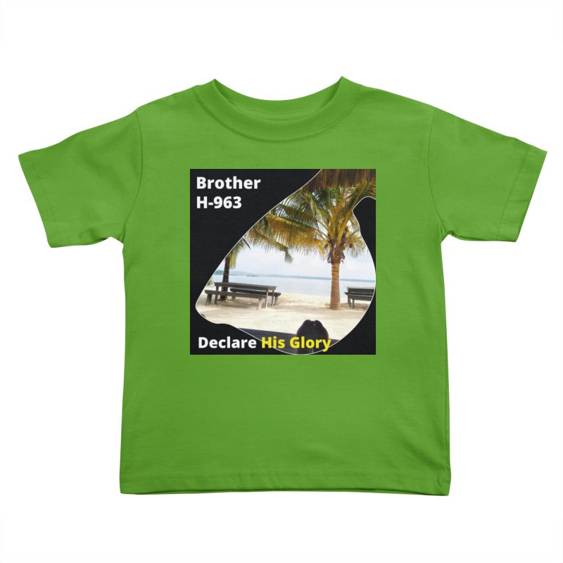 Brother H-963 Apparel Kids Toddler T-Shirt by Brother H-963 Shop