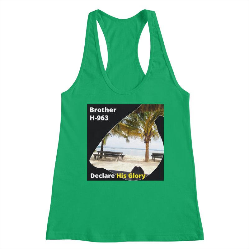 Brother H-963 Apparel Women's Tank by Brother H-963 Shop