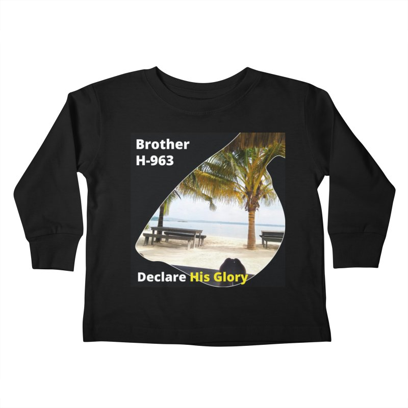 Brother H-963 Apparel Kids Toddler Longsleeve T-Shirt by Brother H-963 Shop