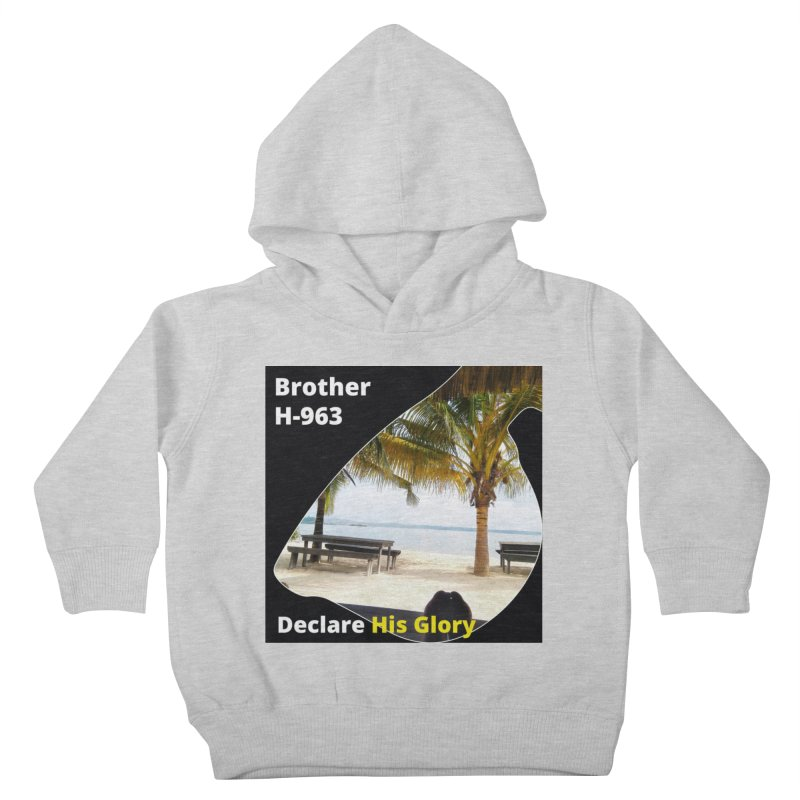 Brother H-963 Apparel Kids Toddler Pullover Hoody by Brother H-963 Shop