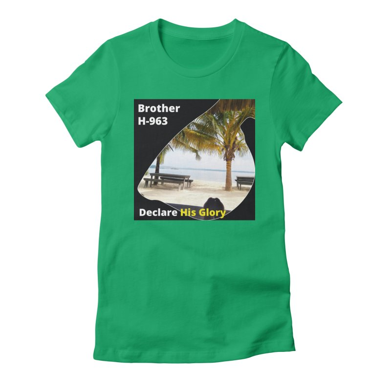 Brother H-963 Apparel Women's T-Shirt by Brother H-963 Shop