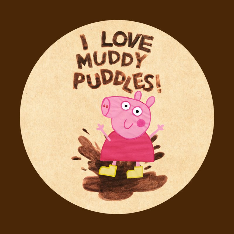 Muddy Puddles by Shirts by Bruce Freeby