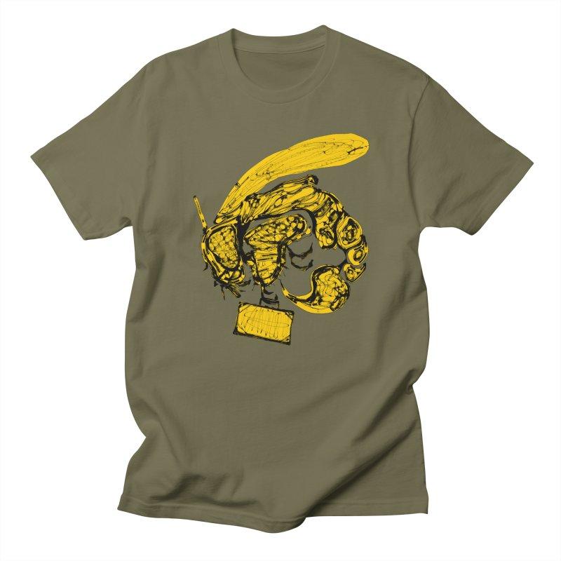 Busy Bee Men's T-Shirt by Bru & Gru
