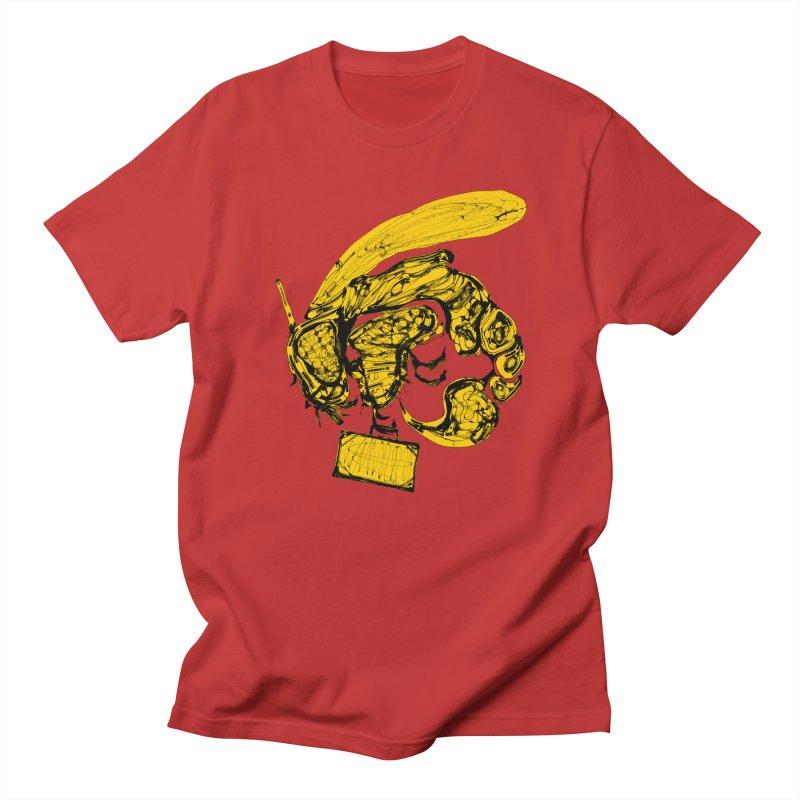 Busy Bee Women's Regular Unisex T-Shirt by Bru & Gru