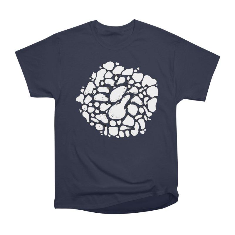 Pebbles Women's Heavyweight Unisex T-Shirt by Bru & Gru