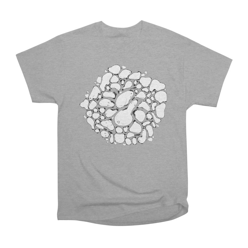 Pebbles Men's Classic T-Shirt by Bru & Gru