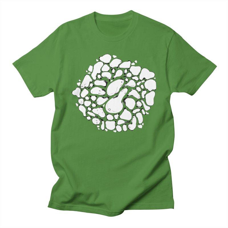 Pebbles Men's Regular T-Shirt by Bru & Gru