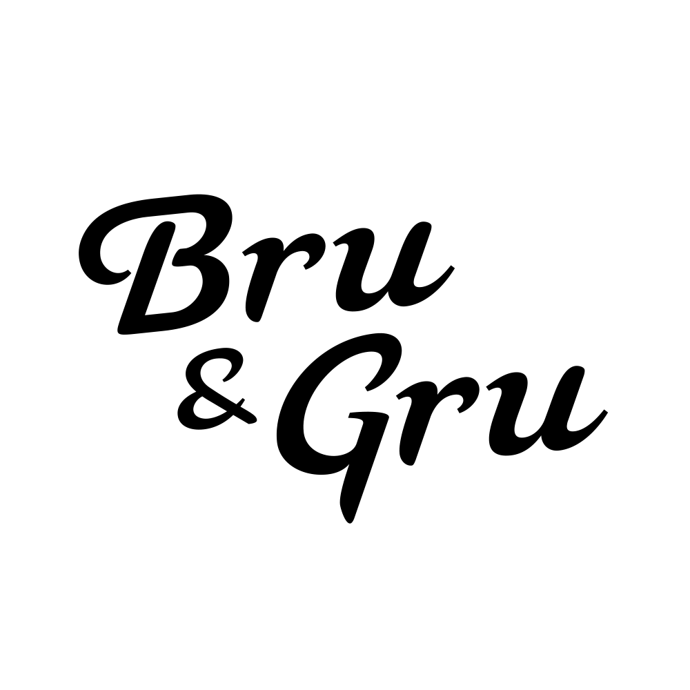 Bru & Gru Logo