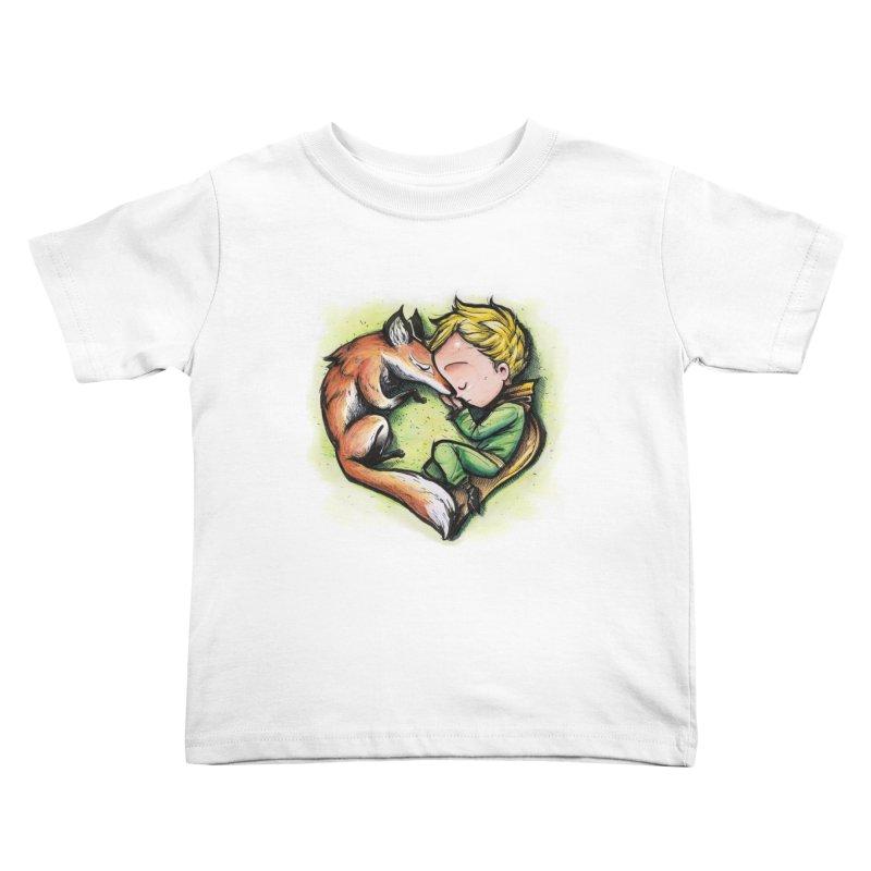 Tamed Kids Toddler T-Shirt by brunomota's Artist Shop