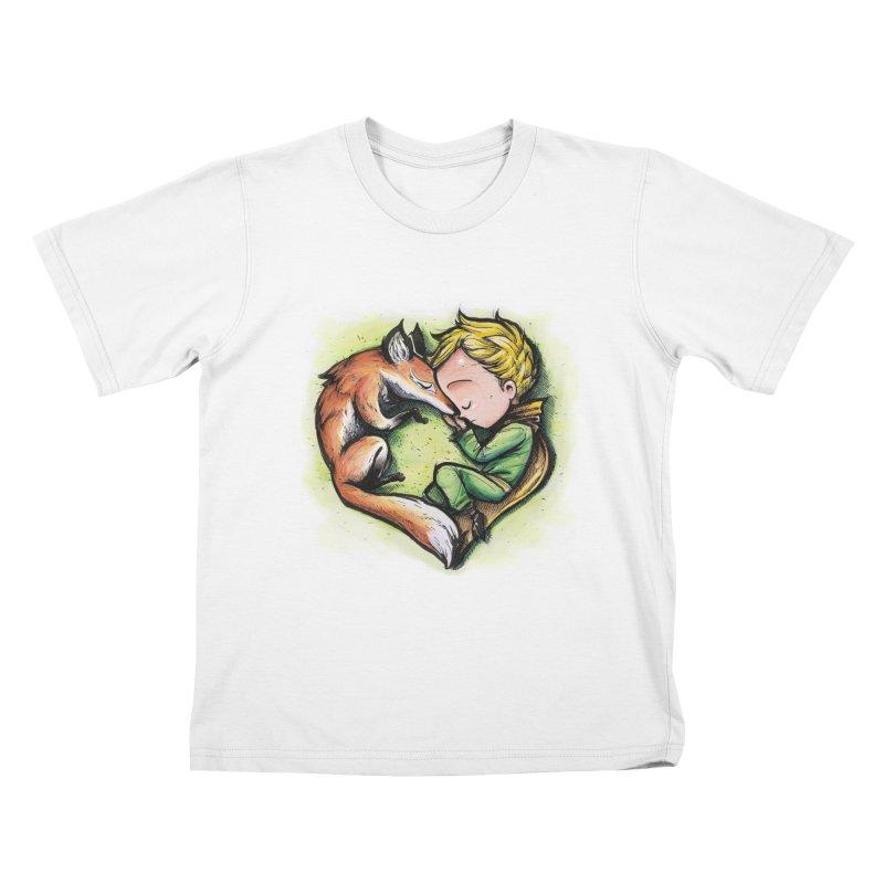 Tamed Kids T-shirt by brunomota's Artist Shop