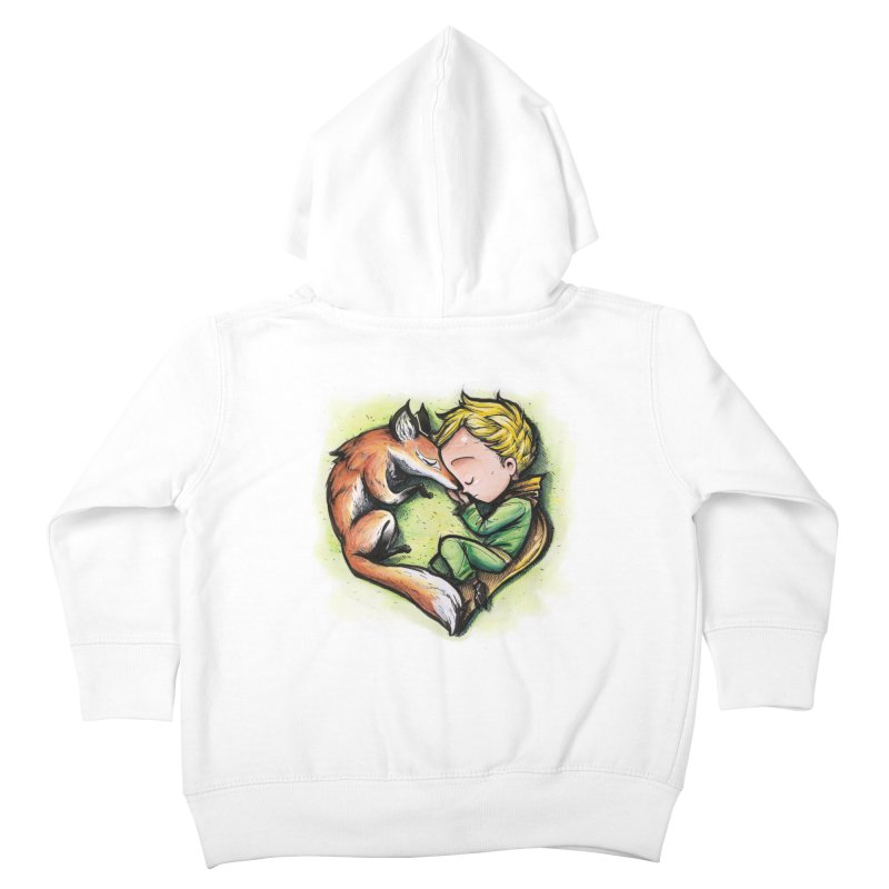 Tamed Kids Toddler Zip-Up Hoody by brunomota's Artist Shop
