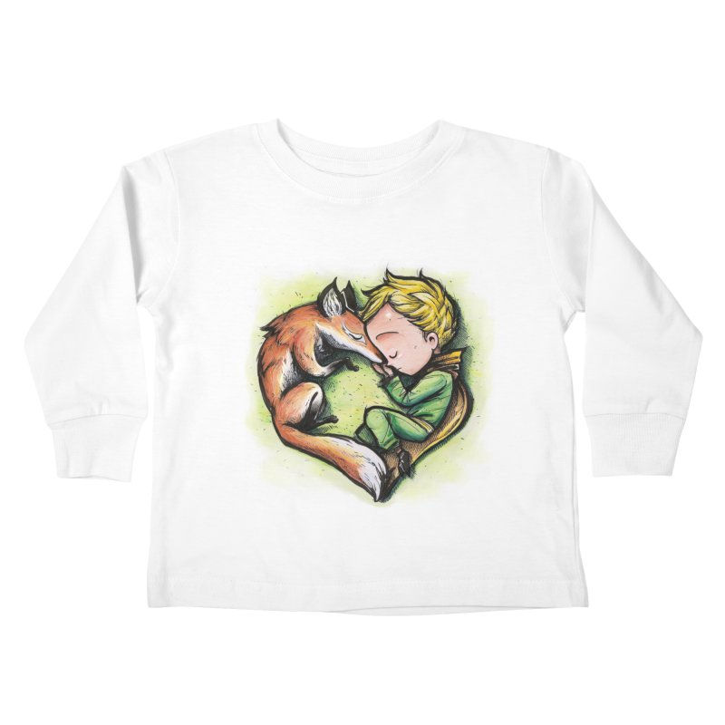Tamed Kids Toddler Longsleeve T-Shirt by brunomota's Artist Shop