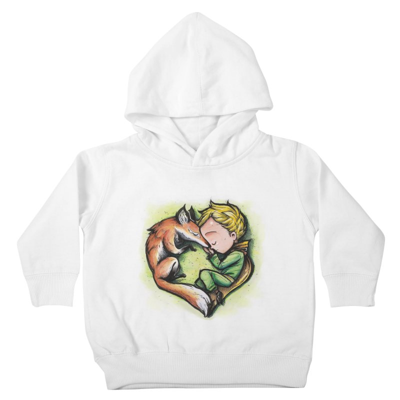 Tamed Kids Toddler Pullover Hoody by brunomota's Artist Shop