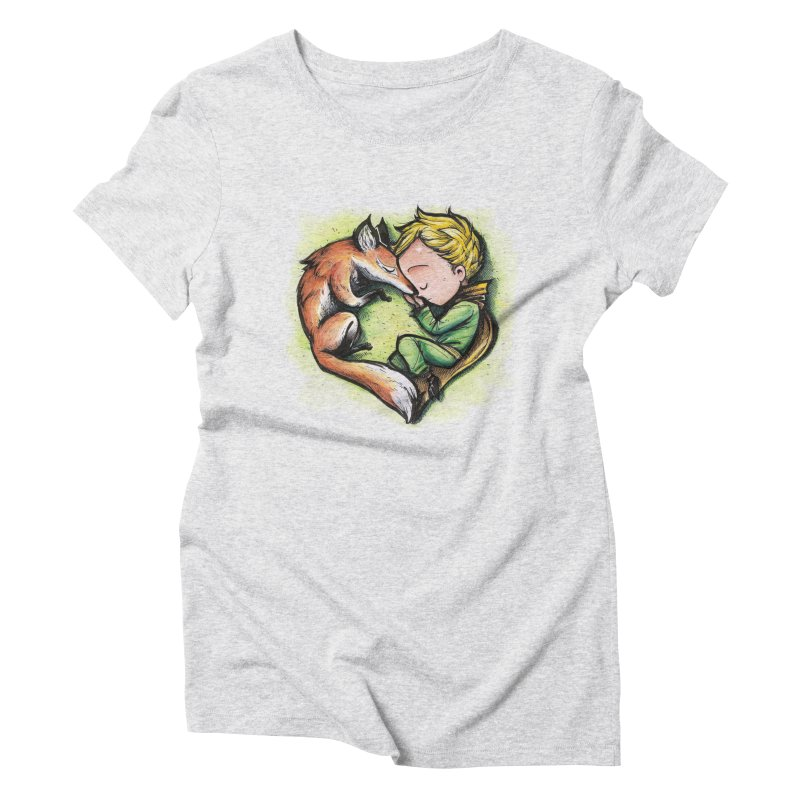 Tamed Women's Triblend T-Shirt by brunomota's Artist Shop