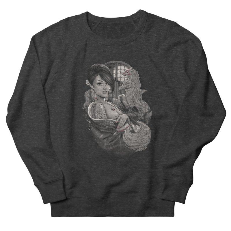 Kitsune Women's Sweatshirt by brunomota's Artist Shop