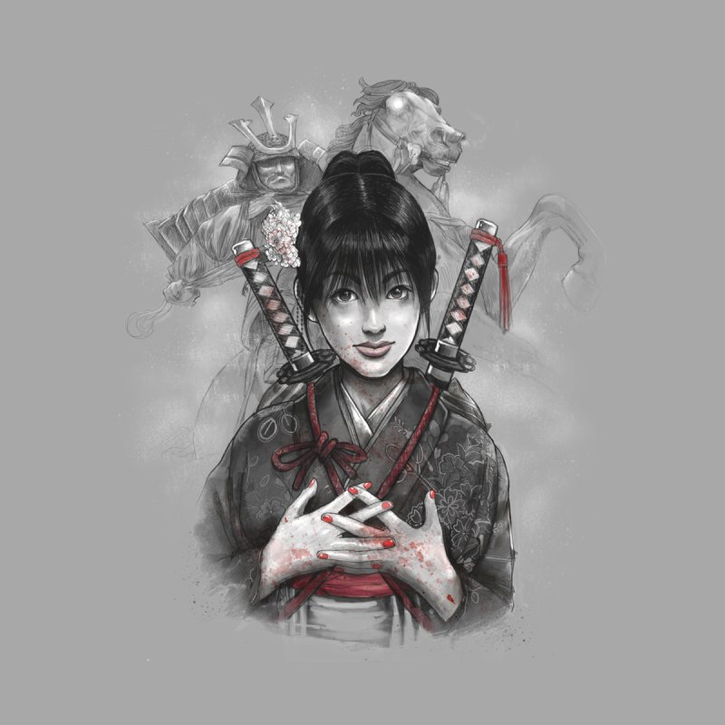 The Masashige Pupil None  by brunomota's Artist Shop