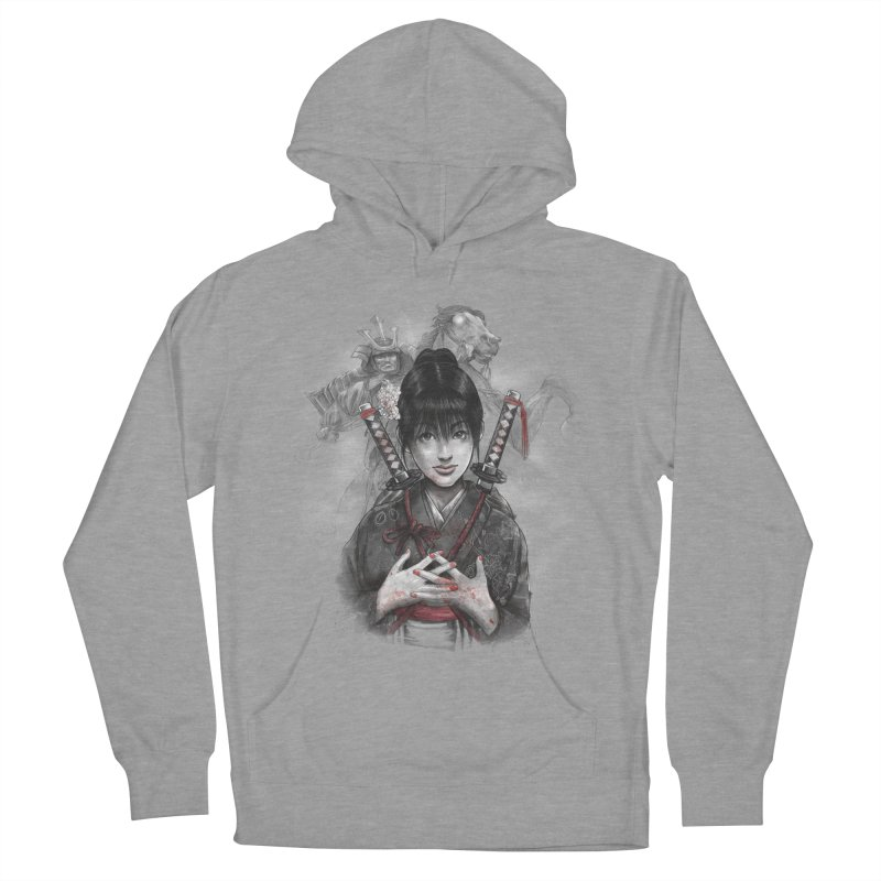 The Masashige Pupil Women's Pullover Hoody by brunomota's Artist Shop
