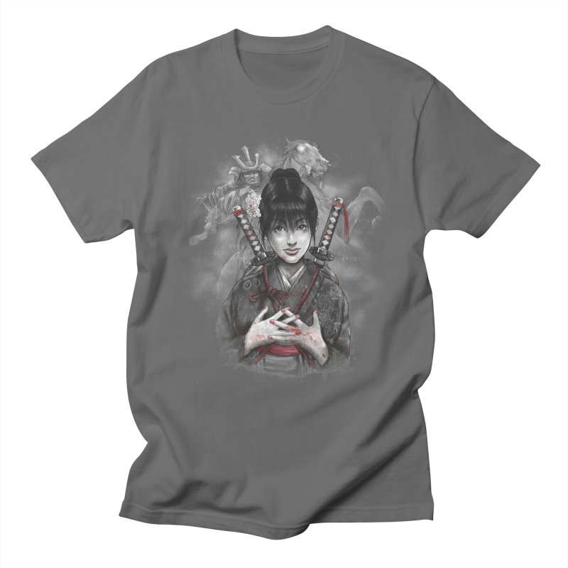 The Masashige Pupil Men's T-Shirt by brunomota's Artist Shop
