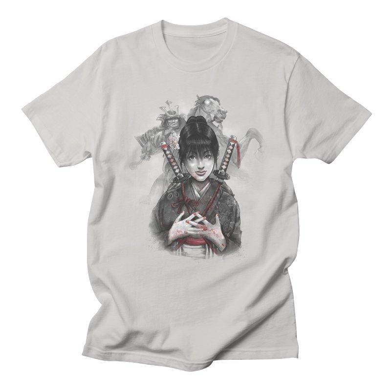The Masashige Pupil Men's T-shirt by brunomota's Artist Shop