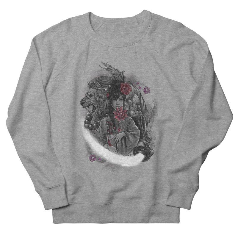 Kaze No Raion Women's Sweatshirt by brunomota's Artist Shop