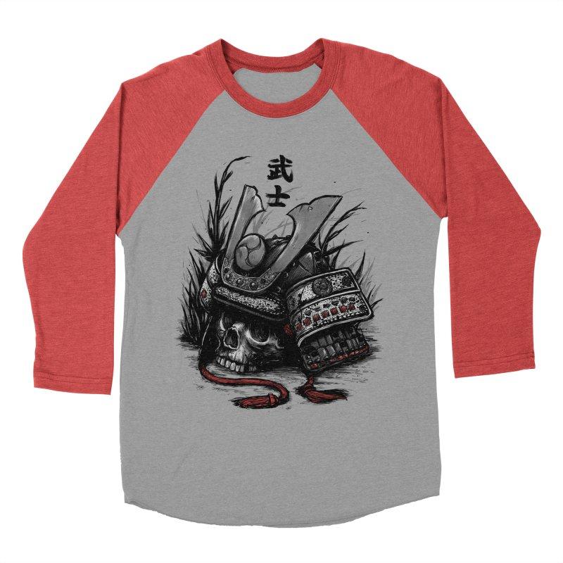 Nokori No Bushi Women's Baseball Triblend Longsleeve T-Shirt by brunomota's Artist Shop