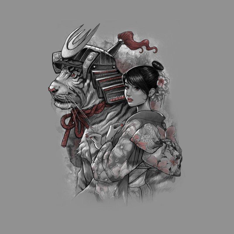 Samurai Tiger by brunomota's Artist Shop