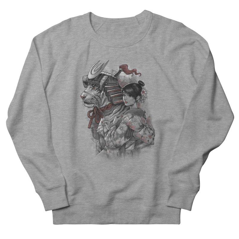 Samurai Tiger Women's Sweatshirt by brunomota's Artist Shop